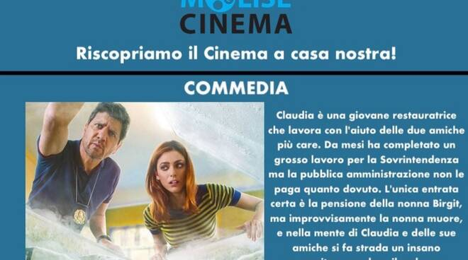 molisecinema #iorestoacasa