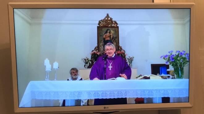 vescovo de luca in streaming