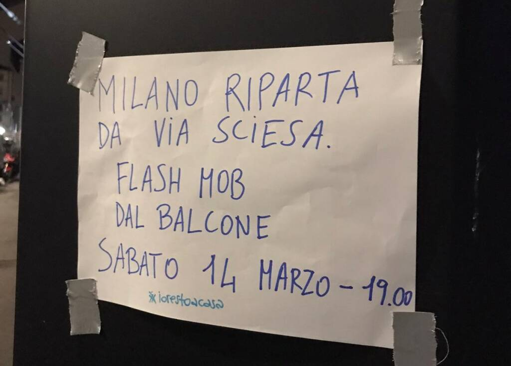 Flashmob Milano