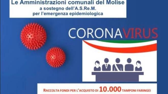 raccolta tamponi coronavirus