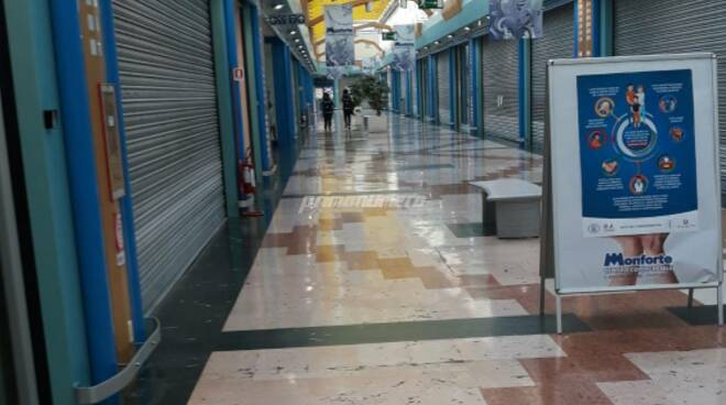 centro commerciale Monforte Campobasso