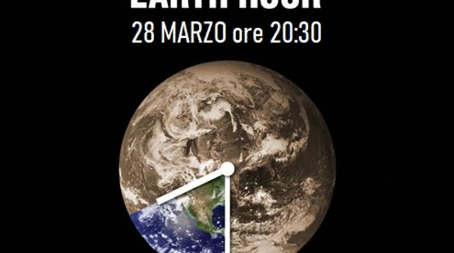 Earth Hour 2020: Pomezia spegne la Torre Civica