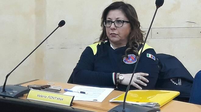Alberta de Lisio protezione civile