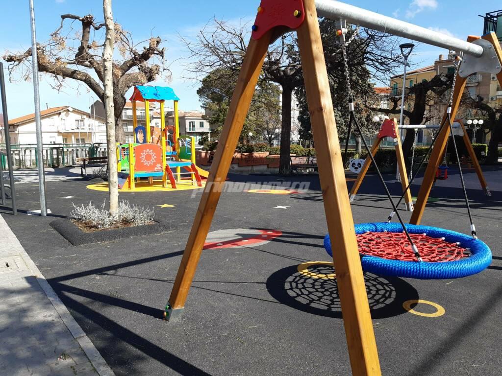 Montenero parco giochi