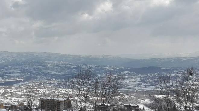 neve 1 aprile Campobasso