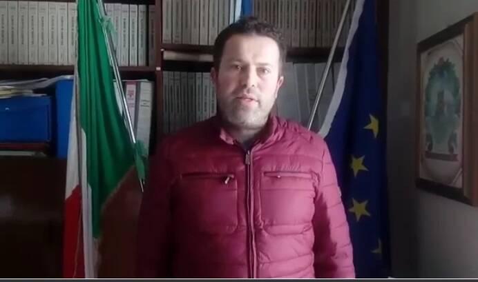 Giacomo Lombardi sindaco Roccamandolfi