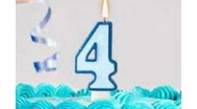 4 anni