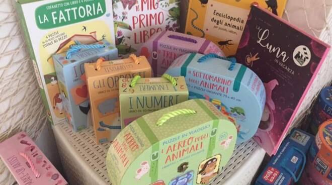 libri giochi bambini