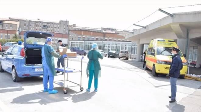 ospedale Cardarelli covid