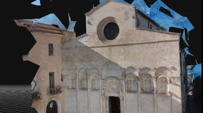cattedrale termoli drone