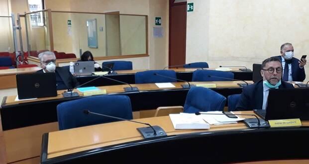 Iorio Facciolla Cefaratti consiglio regionale coronavirus