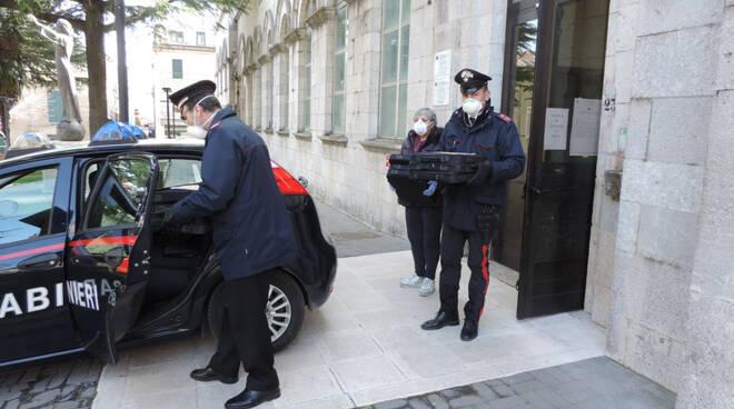 carabinieri riccia pc