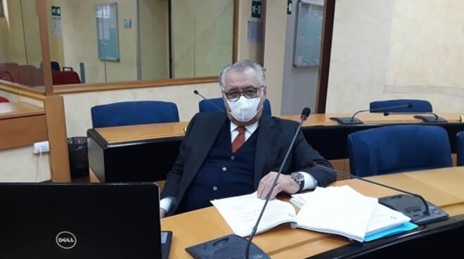 Michele Iorio sessione bilancio Consiglio regionale