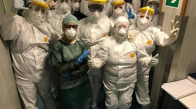 ospedale Cardarelli covid rianimazione