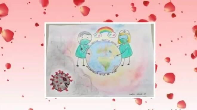 I disegni dei bambini della Mascione