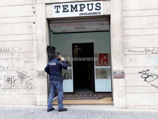 Rapina Tempus Campobasso