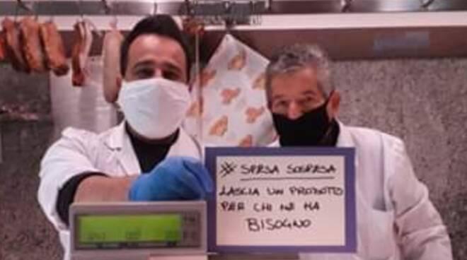 riccia cittadini spesa coronavirus