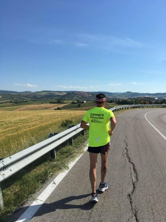 100 km di corsa in 13 ore