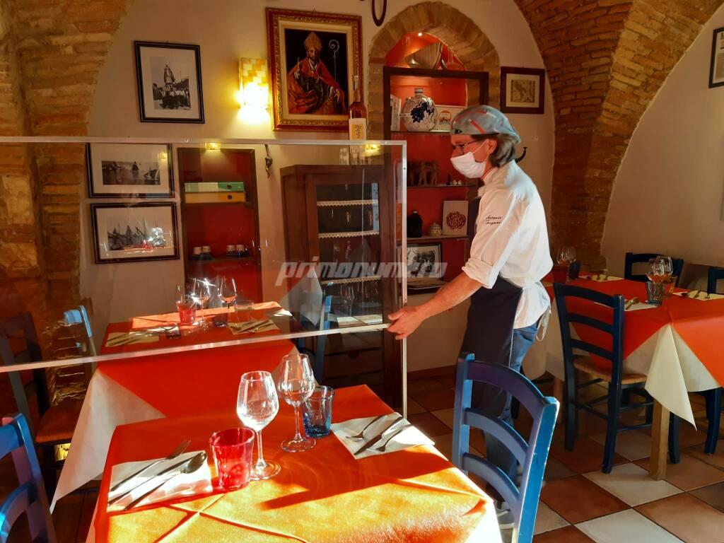 Antonio Terzano chef osteria dentro le mura