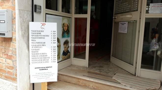 Campobasso riparte: negozi aperti e gente a passeggio