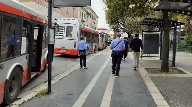 Campobasso autobus seac