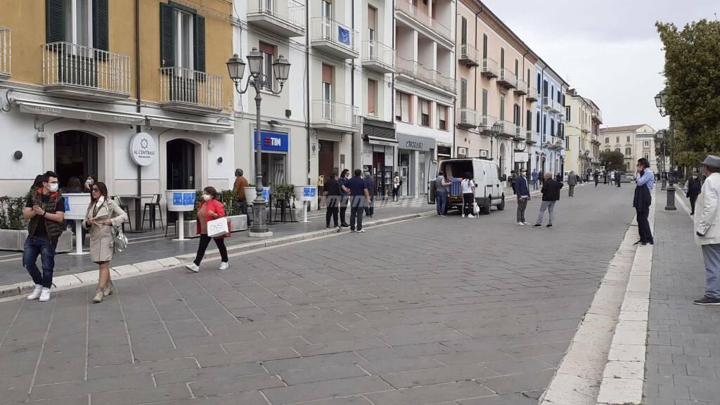 Corso Vittorio Emanuele Campobasso