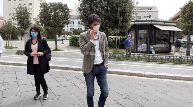 Sindaco Gravina Assessore Felice Campobasso