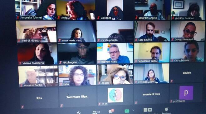 casa dei diritti videoconferenza