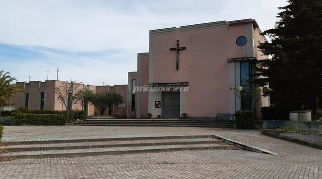 Chiesa sacro cuore Petacciato