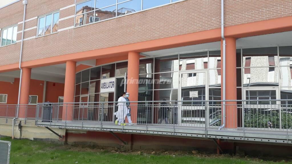 Covid riorganizzazione ospedale Cardarelli Campobasso
