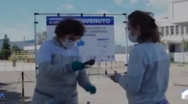 Fiat ripartenza video coronavirus