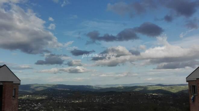 meteo nuvole cb