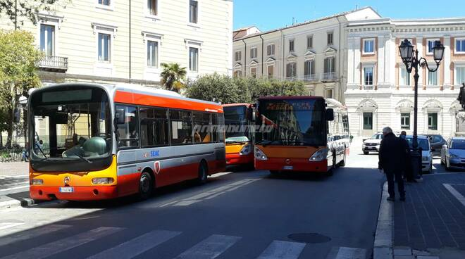 Bus Campobasso