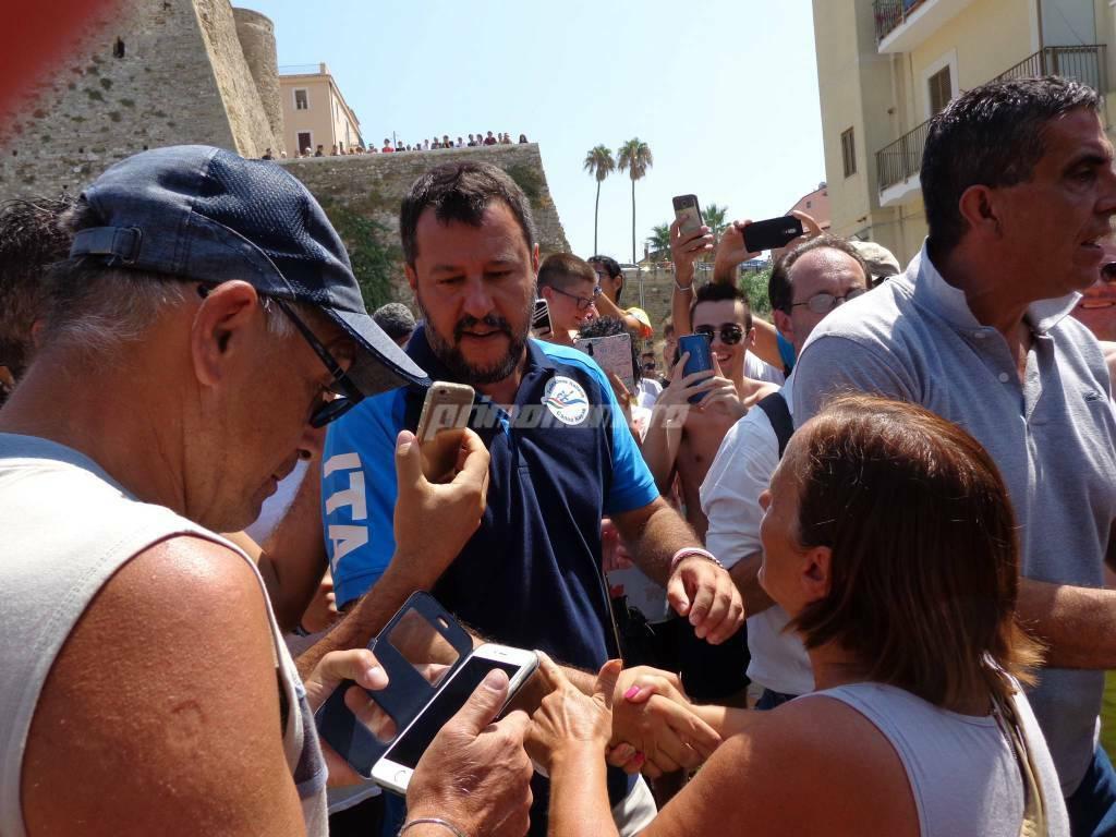 Salvini a Termoli