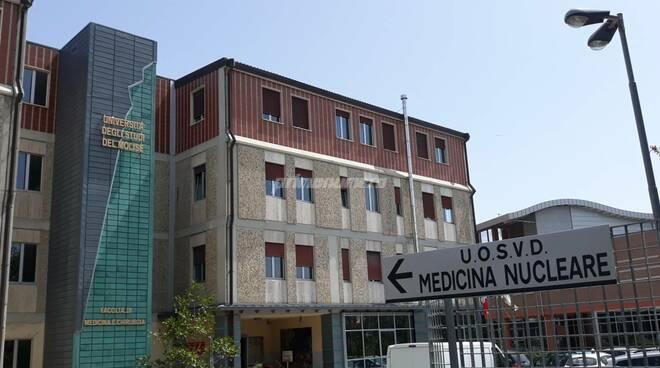 Ospedale Cardarelli Campobasso covid Facoltà medicina