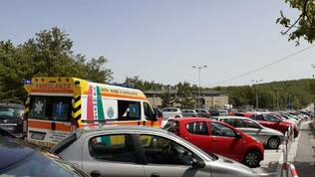 Ambulanza 118 ospedale Cardarelli Campobasso