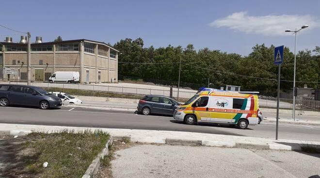 Ambulanza Cardarelli Campobasso
