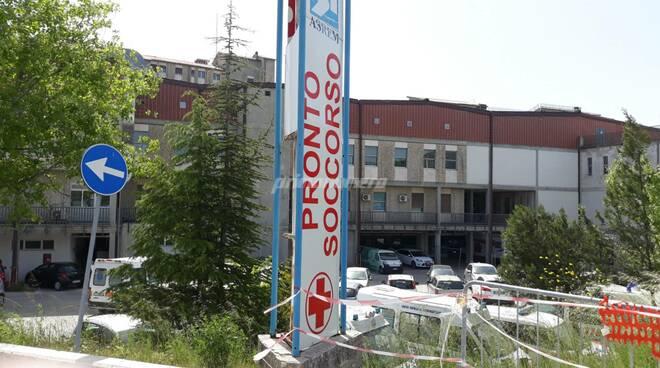 Pronto soccorso ospedale Cardarelli Campobasso