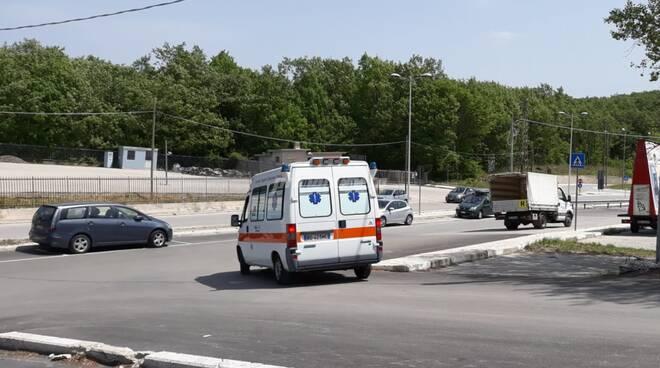 ambulanza ospedale Cardarelli