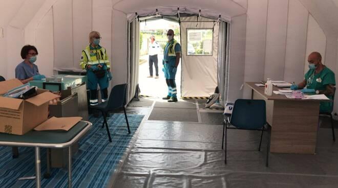 tenda ospedale san timoteo