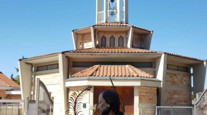 santuario santi martiri larinesi
