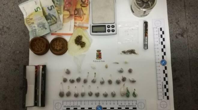 arresto droga termoli