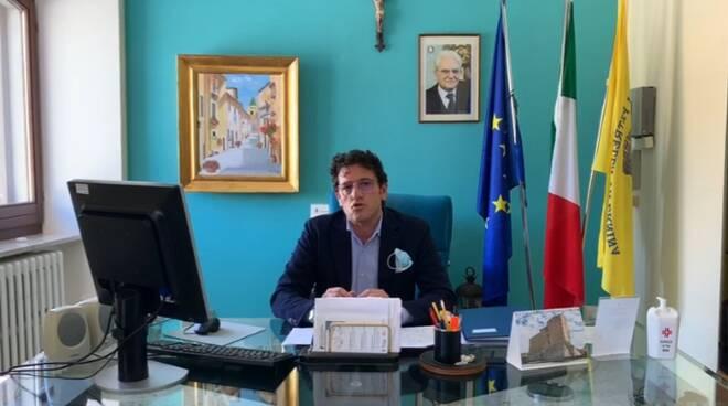 Alessandro Amoroso sindaco di Petrella