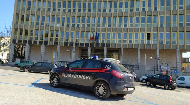 carabinieri isernia Tribunale
