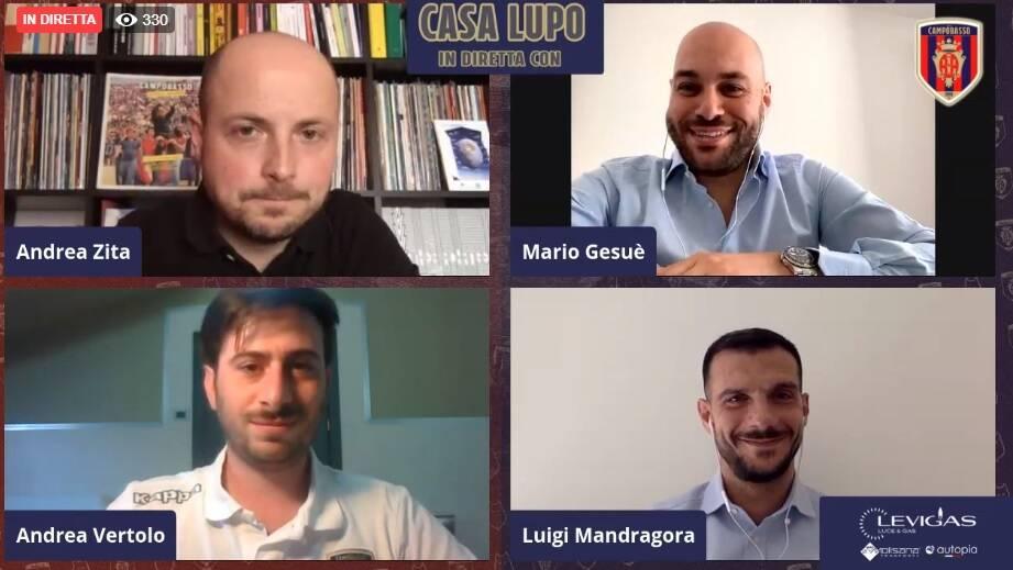 Conferenza stampa Campobasso