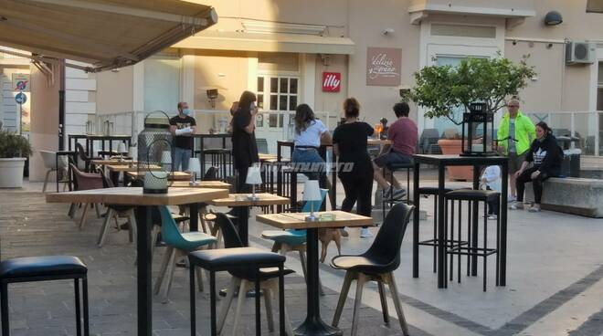 Bar piazzetta marconi