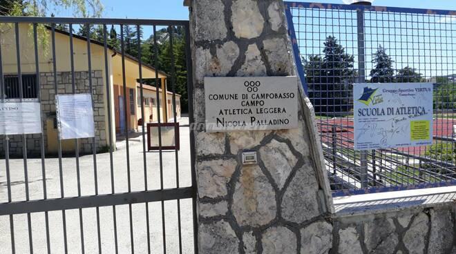 Campo Coni Palladino Campobasso