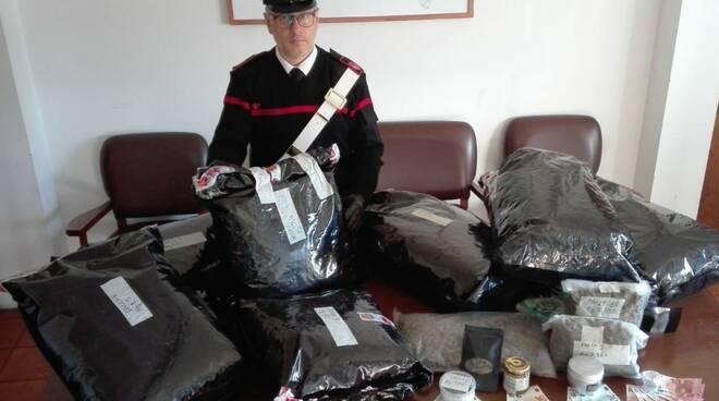 sequestro cc droga campomarino
