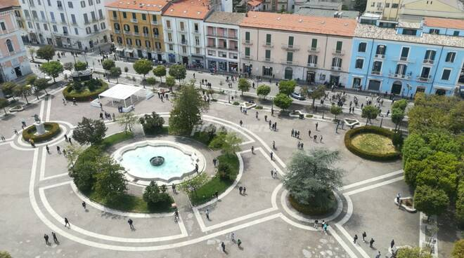 Campobasso piazza