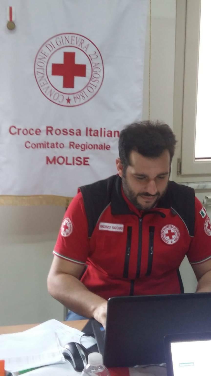 Vincenzo vaccaro cri molise